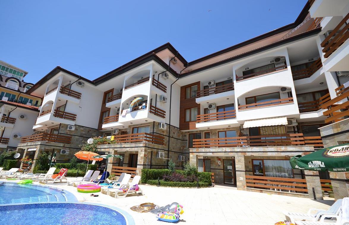 Beach Apartment For Sale Robinson Complex Elenite