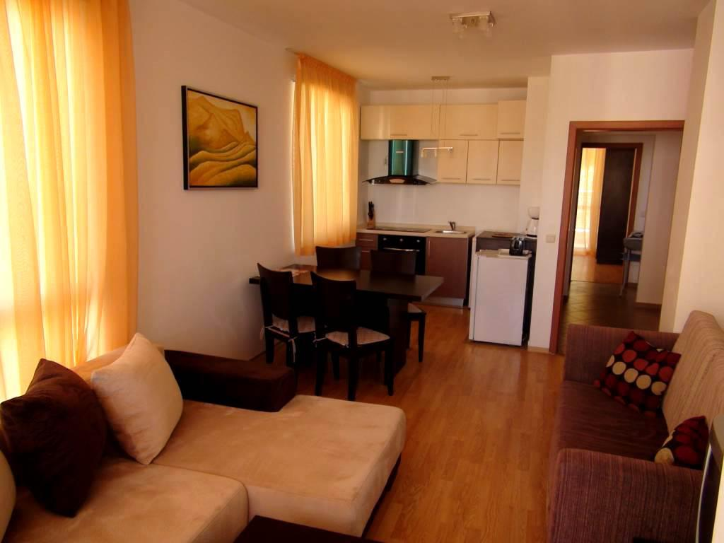 cheap 2 bedroom apartment bulgarian seacoast quality 14736 | 143572529333788