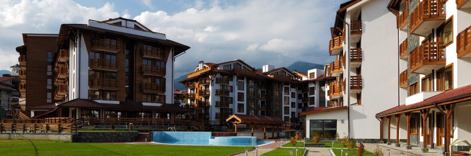 New apartments for sale in Bansko - 3 years payment plan
