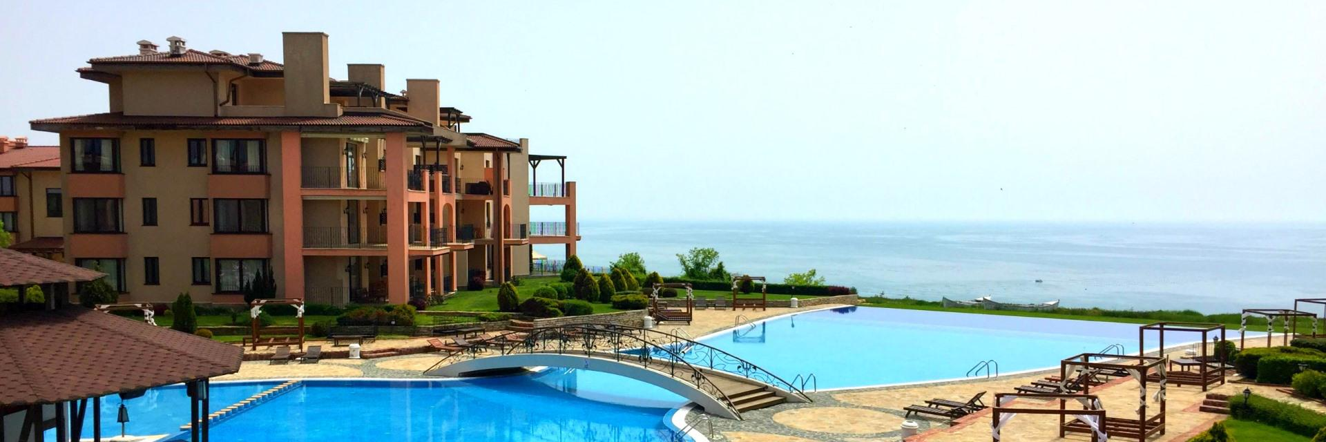 Superb two bedroom apartment for sale in Kaliakria resort