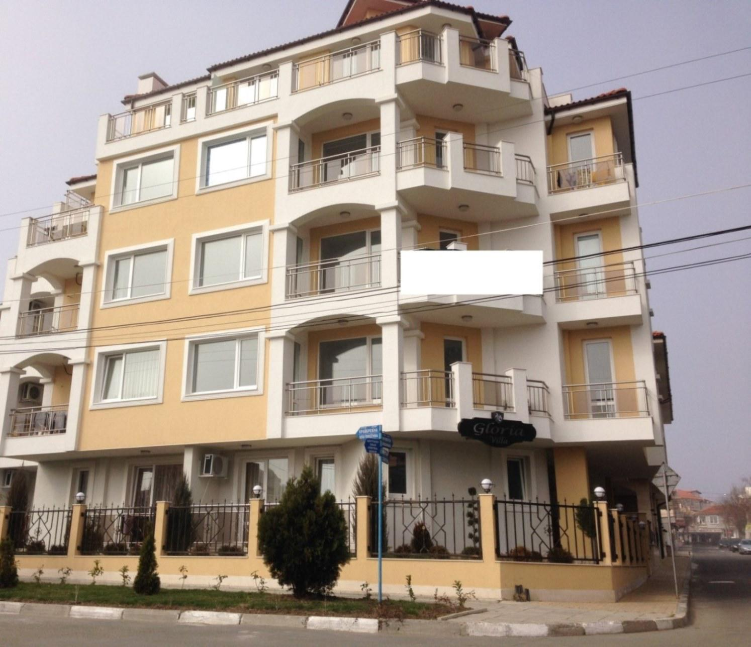 New Apartments For Sale In A Small Coastal Bulgarian