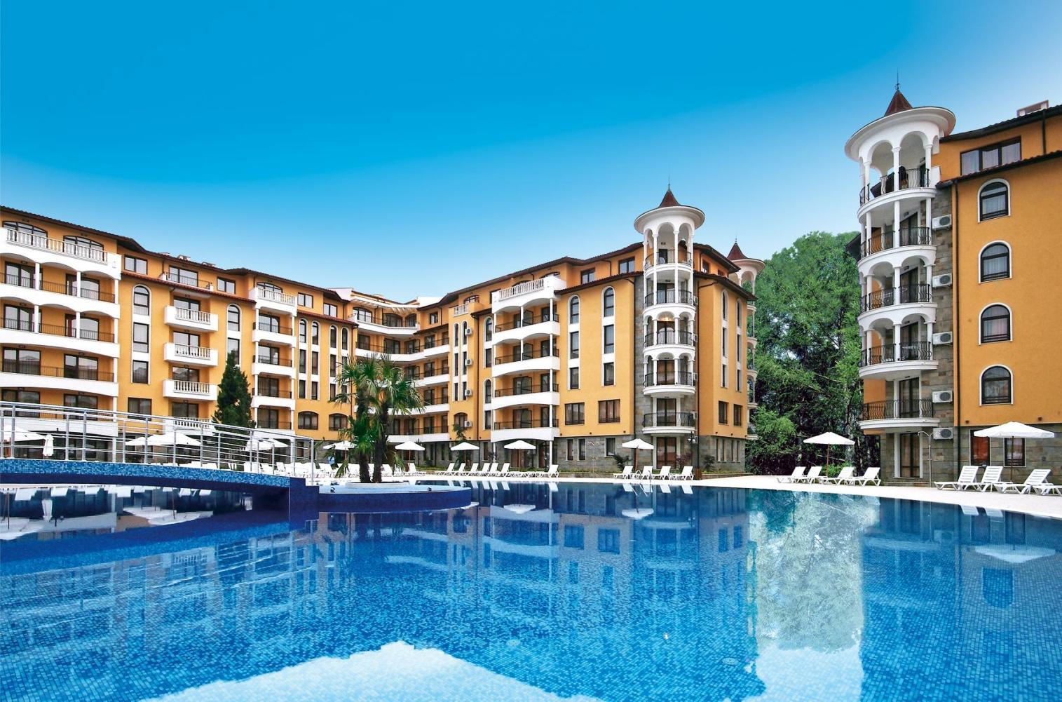 Royal Sun - luxury apartments for sale in Sunny Beach | Quality property for sale in Bulgaria