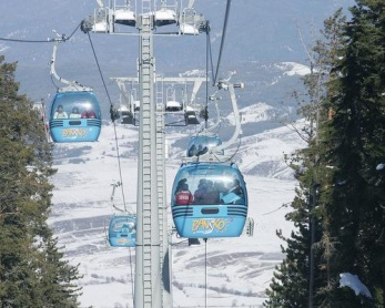 Bansko participate in a prestigious competition with other ski resorts