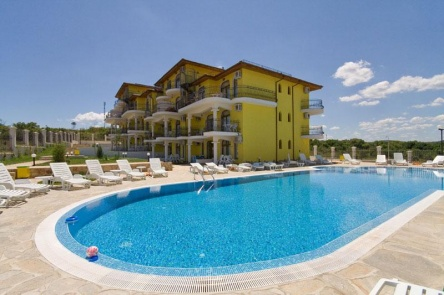 Low price 1 bed apartment for sale in Sozopol