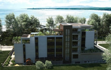 Beachfront condos for sale - Primorsko, Bulgaria