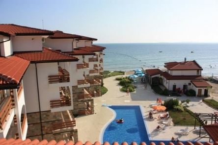 Beach apartment for sale - Robinson complex, Elenite resort, Bulgaria