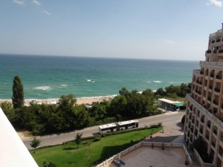 Modern penthouse with sea view for sale - Golden Sands