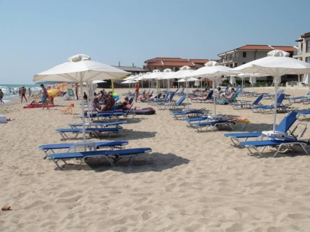 2-bedroom beachfront apartment for sale in Bulgaria