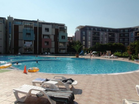 Ground floor apartment in Sunny Beach for sale