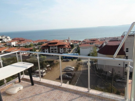 Seaview penthouse for sale in St. Vlas