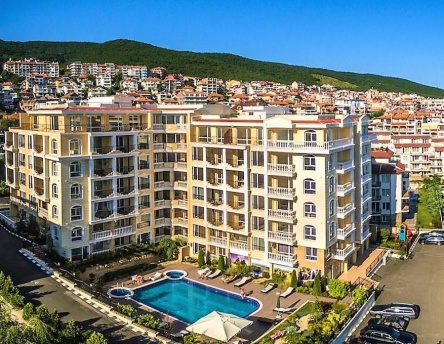 Exclusive sea apartments with spa facilities for sale in Bulgaria