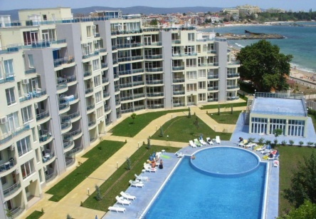 Beach apartments near Nessebar