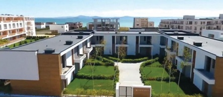 New homes for sale on the sea coast in Bourgas