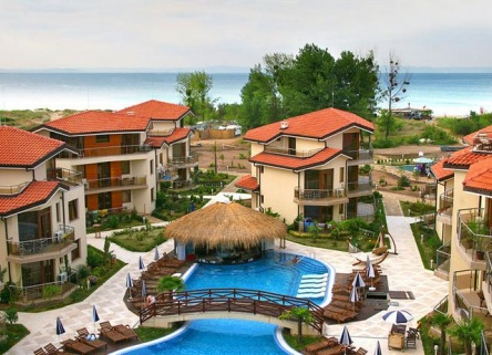 Beach apartments for sale in Sozopol