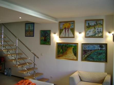 Duplex flat for sale on the sea coast - Balchik, Bulgaria