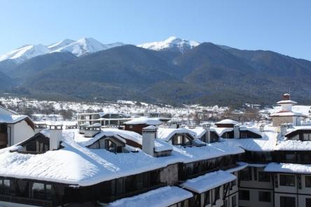 Low price ski apartments in Bansko Bulgaria