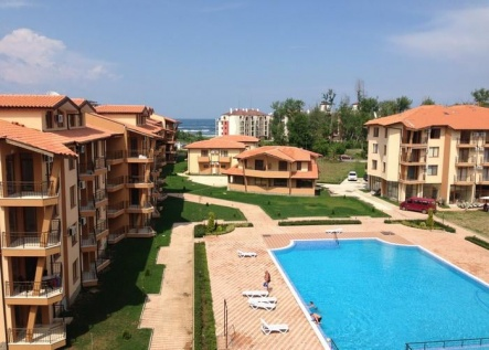 Affordable coastal apartments in Bulgaria