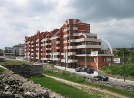 Apartments near mineral water springs in Hisarya