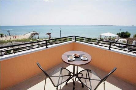 Luxury sea front apartments in St Vlas Bulgarian Riviera