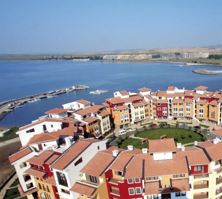Marina Cape Bulgaria apartments for sale