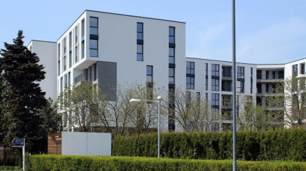 New build modern apartments for sale in Bourgas