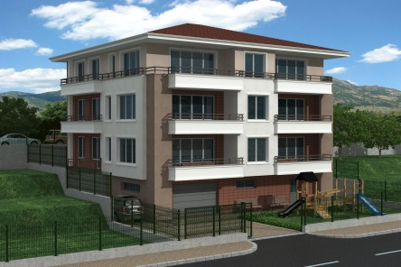 New built apartments for sale in Sliven - Villa Magnolia