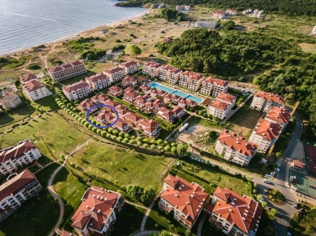 2-bedroom townhouse for sale near Sozopol - Green Life Beach Resort