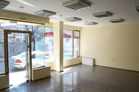 Commercial premises in the central part of Sliven