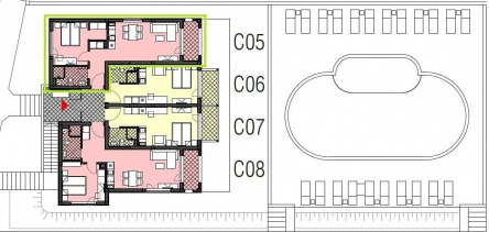 New build apartment for sale close to Albena