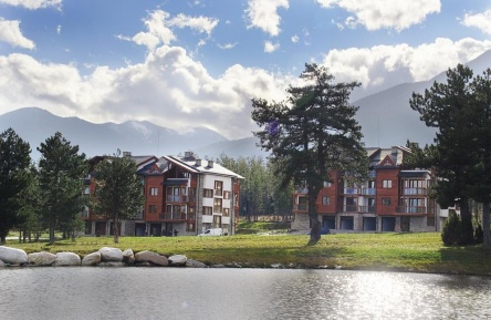 2-bedroom unit sale at Pirin Golf Club development