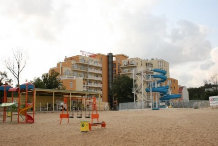 Beach apartments for sale in Bulgaria