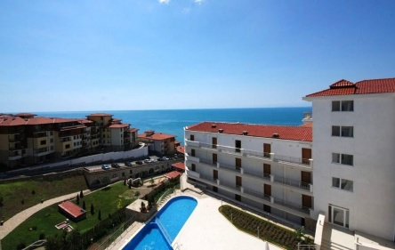 Seaview apartment in St. Vlas