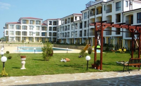 Low priced 2-bed apartment for sale in Ravda, Nessebar