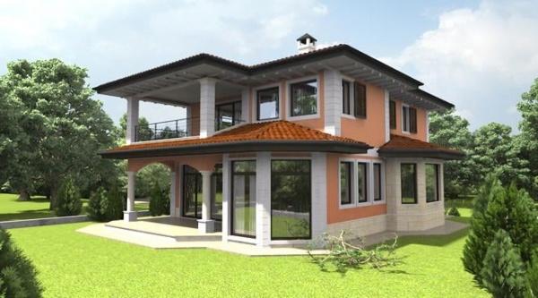Off plan house near Varna