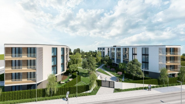 New build apartments in Bourgas