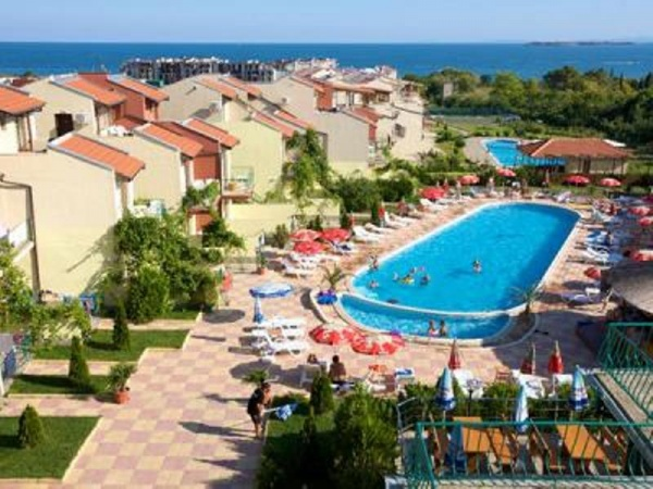 Sea apartment in St. Vlas low price