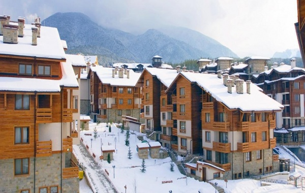 Luxury fully managed Bansko apartments - St Ivan Rilski