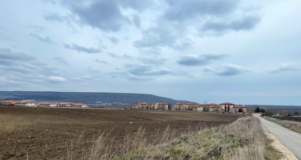 Building plot for sale on the Bulgarian sea coast