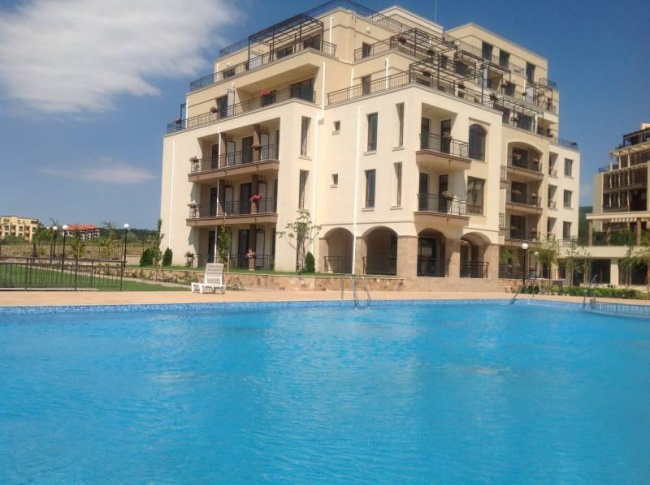 Holiday condos for sale in Bulgaria - St. Vlas