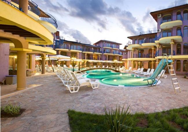 Apartments for sale Garden Beach Sozopol