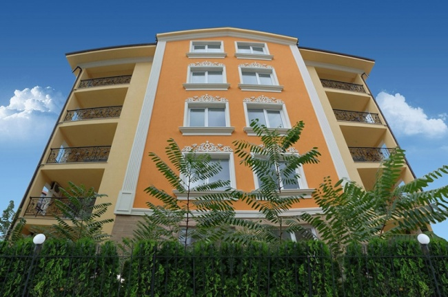 Contemporary apartments for sale in Sunny Beach