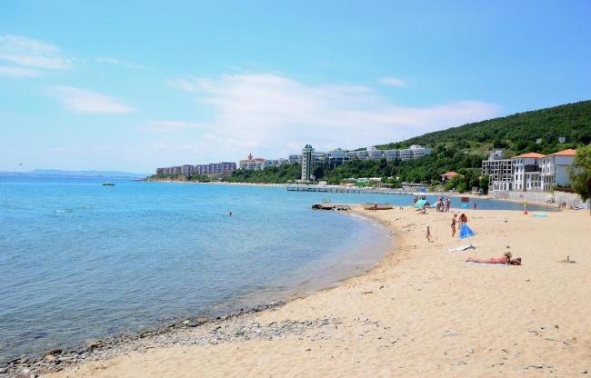 Beach apartment for sale - Robinson complex, Elenite resort, Bulgaria