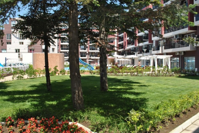Top located apartments for sale in Sunny Beach