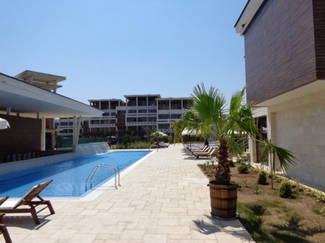 Luxury 2 bedroom beach apartment in Bulgaria