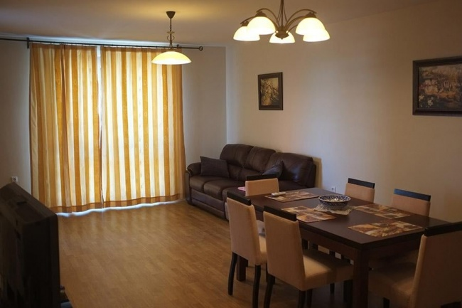Furnished apartments in Sunny Beach good area
