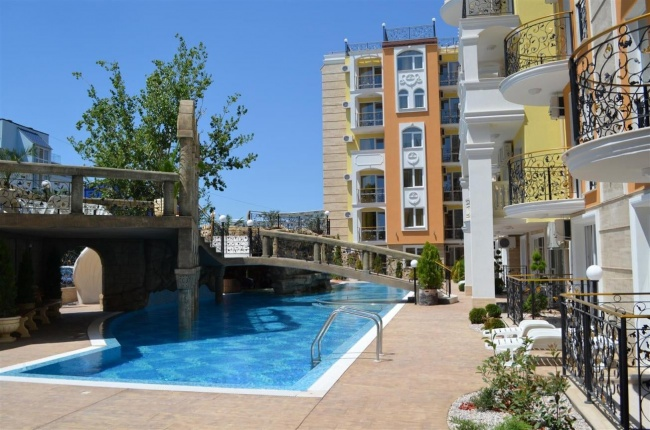 Modern apartments for sale in Sunny Beach
