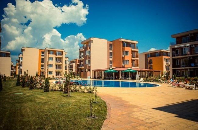 Properties for sale in Sunny Beach near aqua park