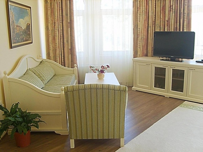 Luxury serviced apartments in Sozopol