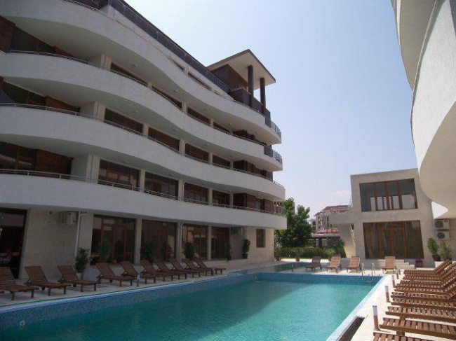 One bedroom units for sale in Sunny Beach