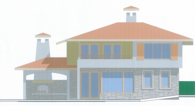 Off plan house for sale Bulgarian sea coast